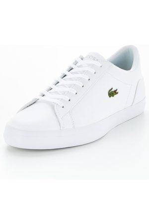 Lacoste Lerond Bl21 Leather Trainers