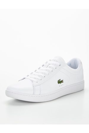 Lacoste Carnaby Bl21 Leather Trainers