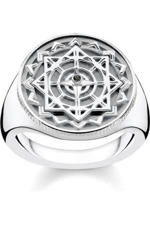 THOMAS SABO Ring vintage compass silver D TR0041-714-11-48