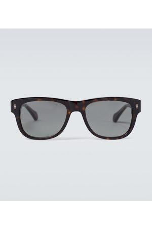 Cartier Eyewear Collection Square-framed acetate sunglasses