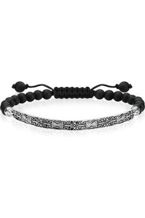 THOMAS SABO Bracelet maori black LBA0137-810-11-L24V