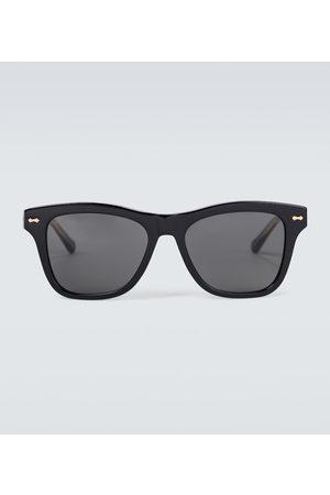 Gucci Square-framed acetate sunglasses