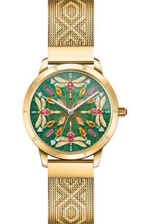 THOMAS SABO Women's watch kaleidoscope dragonfly silver WA0369-264-211-33 MM