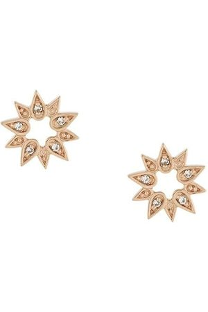 Astley Clarke Mini Sun Biography' stud earrings - Metallic