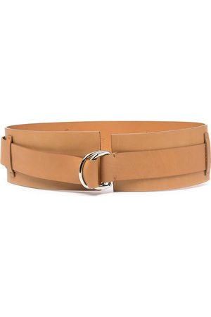 Federica Tosi D-ring buckle waist belt