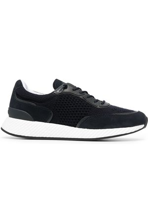 Z Zegna Panelled low-top sneakers