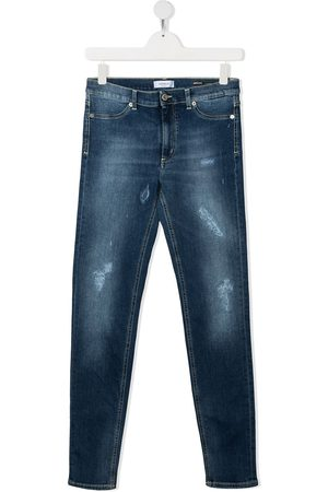 Dondup Distressed faded jeans