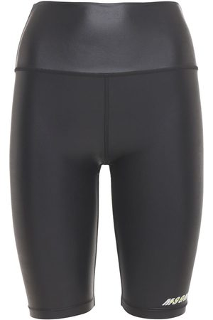 MSGM ACTIVEWEAR Cycling Shorts