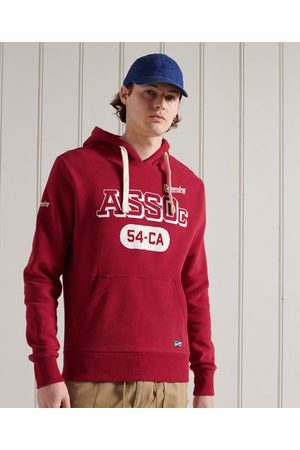 Superdry Men Hoodies - Athletic Association California Graphic Hoodie
