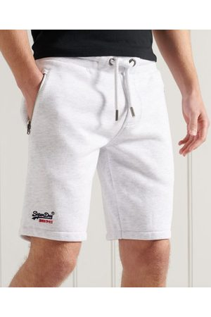 Superdry Men Shorts - Orange Label Classic Jersey Shorts