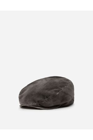 Dolce & Gabbana Men Hats - Hats and Gloves - STRETCH COTTON FLAP CAP male 58