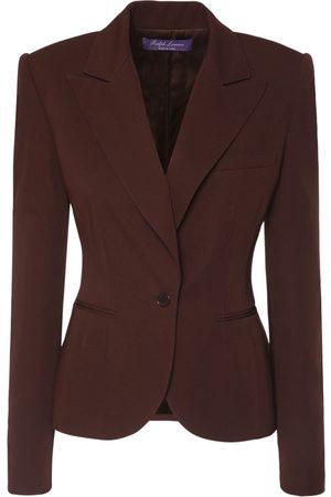 Ralph Lauren Modern Wool Gabardine Jacket