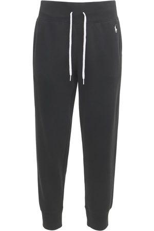Polo Ralph Lauren Women Trousers - Cotton Blend Jersey Sweatpants