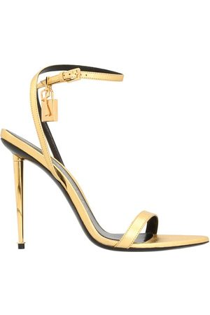 Tom Ford Women Sandals - Laminated sandals