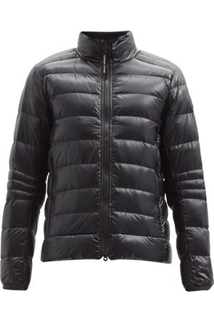 Canada Goose Crofton Quilted Down Coat - Mens