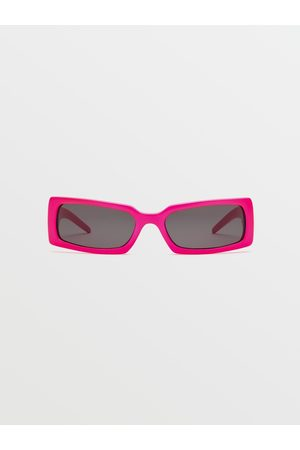 Volcom Men's Magna Eyewear - Hot /Gray