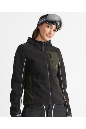 Superdry Sport Freestyle Tech Fleece Jacket