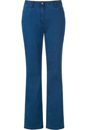 Emilia Lay Women Straight - 5-pocket jeans shaping effect denim size: 14s