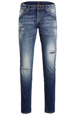 Jack & Jones Men Slim - Glenn Fox Ge 740 Slim Fit Jeans