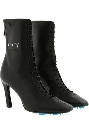 OFF-WHITE Boots & Ankle Boots - High Heel Ankle Boots - - Boots & Ankle Boots for ladies