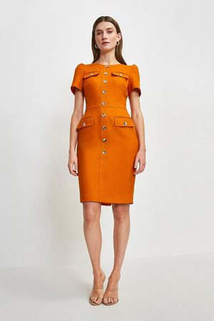 Karen Millen UK & IE Karen Millen Utility Dress