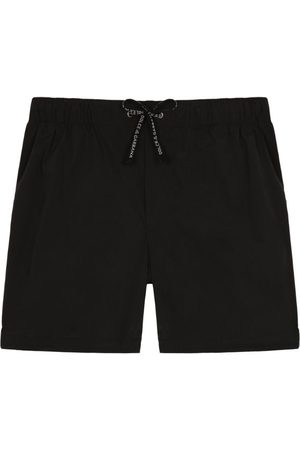 Dolce & Gabbana Boys Swim Shorts - Kids Logo-Detail Swim Shorts (2-6 Years)