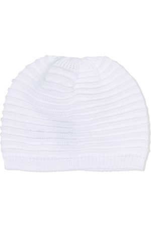 Siola Hats - Cotton ribbed knit cap