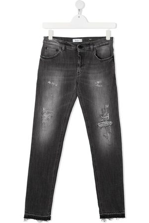 Dondup Jeans - Distressed faded jeans