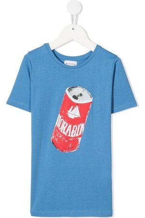 Wolf & Rita Soda print organic cotton T-shirt