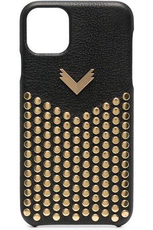 Manokhi Phones - Stud-embellished iPhone 11 Pro Max case