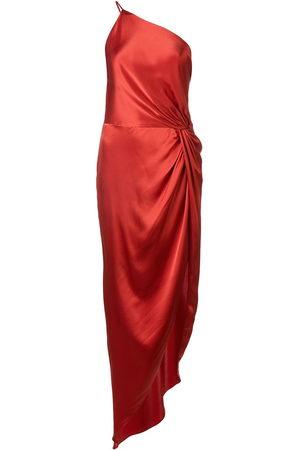 Michelle Mason Women Evening Dresses - Twist knot gown