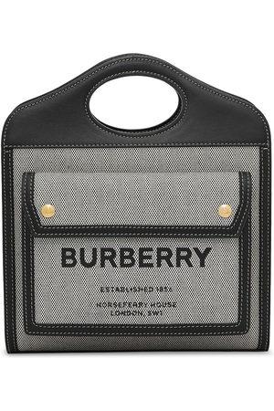 Burberry Mini tri-tone Pocket bag