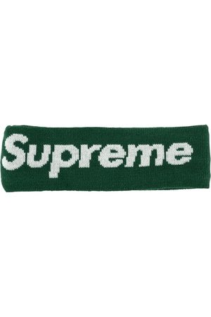 "Supreme New Era Big Logo Headband ""FW 18"""