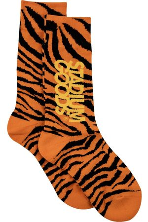 Stadium Goods Socks - Tiger-pattern socks