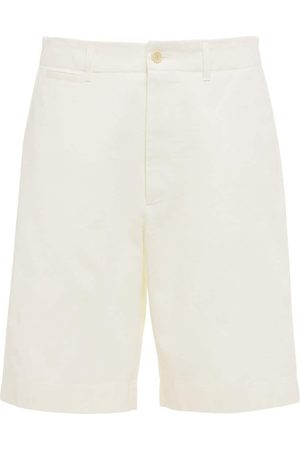 Gucci Treated Military Cotton Drill Shorts