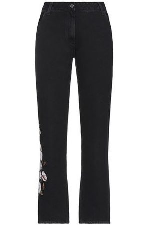 OFF-WHITE Women Trousers - DENIM - Denim trousers