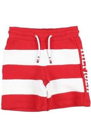 TOMMY HILFIGER Boys Bermudas - TROUSERS - Bermuda shorts