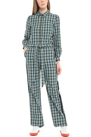 BURBERRY DUNGAREES - Jumpsuits
