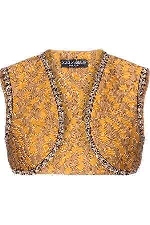 Dolce & Gabbana Brocade vest