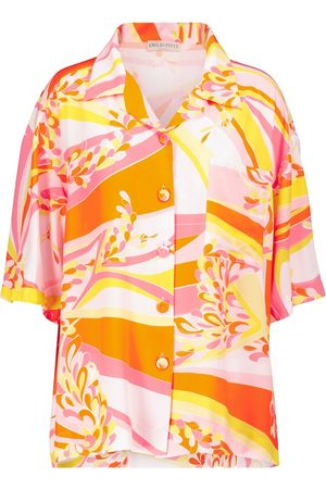 Emilio Pucci Lilly printed shirt