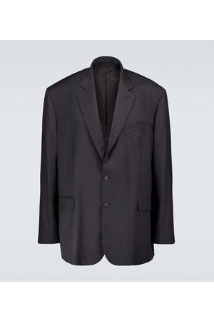 Balenciaga Wool single-breasted blazer