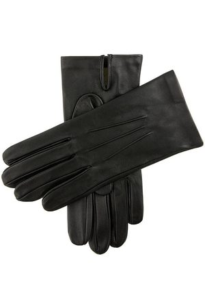 Dents Men's Silk Lined Leather Gloves In Size 10