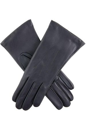 Dents Women's Cashmere Lined Leather Gloves In Size 7