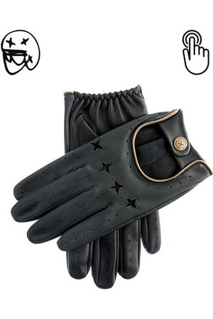 Dents The Suited Racer X Touchscreen Leather Driving Gloves In Size Xl