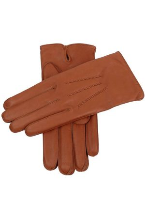 Dents Men's Cashmere Lined Leather Gloves In Size 11