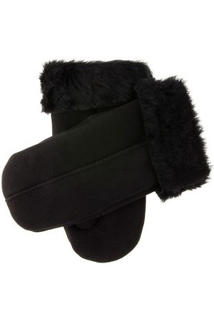 Dents Men's Sheepskin Mittens In Size L