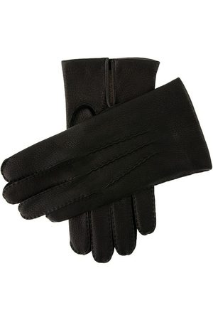 Dents Men's Cashmere Lined Deerskin Gloves In Size 10