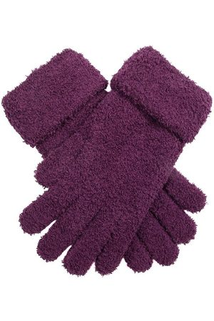 Dents Women's Soft Knitted Gloves In Size One