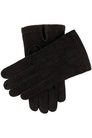 Dents Men's Unlined Carpincho Leather Gloves In Size 9