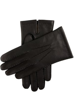 Dents Men's Handsewn Cashmere Lined Leather Gloves In Size 11